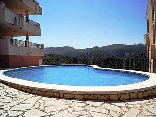 2 bedroom Apartment in Peniscola, Valencia, Spain : ref 5560660