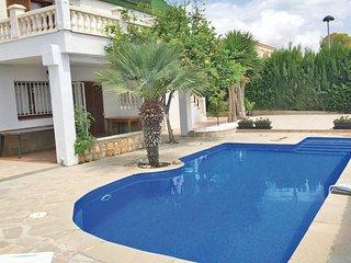6 bedroom Villa in Calafat, Catalonia, Spain : ref 5547069