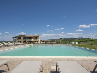 2 bedroom Apartment in Montelopio, Tuscany, Italy : ref 5549392