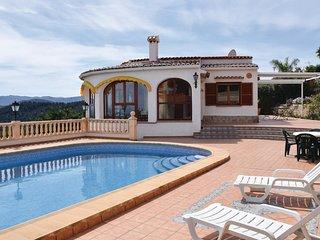 3 bedroom Villa in Castillo del Reboller, Valencia, Spain : ref 5538648