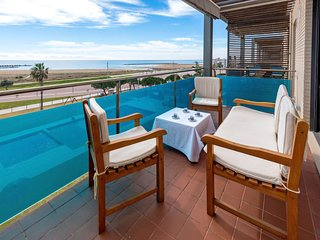 4 bedroom Apartment in Cubelles, Catalonia, Spain - 5699161