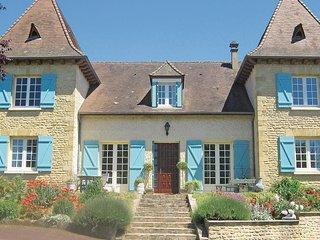 6 bedroom Villa in Saint-Rabier, Nouvelle-Aquitaine, France : ref 5538840