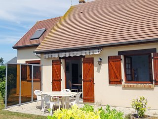 3 bedroom Villa in Merville-Franceville-Plage, Normandy, France : ref 5561111