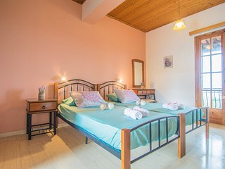 Bougainvillea studio for 2 next to the sea in Bella Giornata Resort, Kypseli