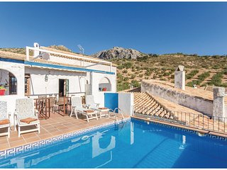 4 bedroom Villa in Zagrilla, Andalusia, Spain : ref 5538255