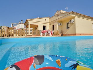 3 bedroom Villa in Bon Relax, Catalonia, Spain : ref 5538696