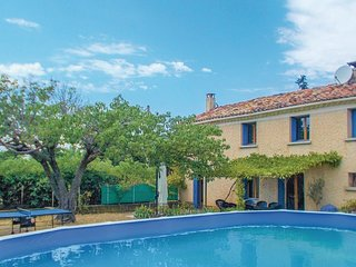 4 bedroom Villa in La Proto, Provence-Alpes-Côte d'Azur, France : ref 5546173
