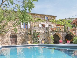 3 bedroom Villa in Rochecolombe, Auvergne-Rhone-Alpes, France : ref 5565776