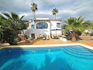 2 bedroom Villa in Moraira, Valencia, Spain : ref 5561106