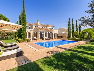 5 bedroom Villa in Almancil, Faro, Portugal : ref 5583629