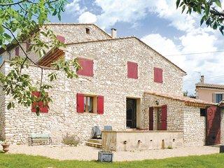 6 bedroom Villa in Méthamis, Provence-Alpes-Côte d'Azur, France : ref 5539412