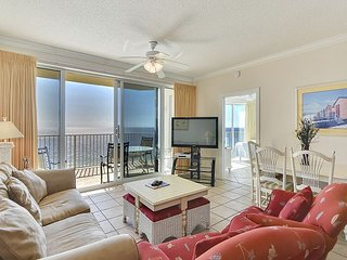 2/2 Panama City Beach condo with view of the Gulf ~FREE Activities $126 Value