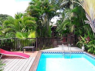 ANIS LODGE, appartement au sud de la Martinique avec vue extraordinaire