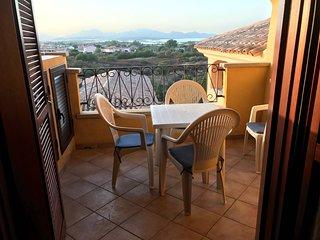 Murta Maria, appartamento vista mare 4 posti letto