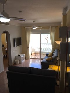 Luxury apartment.  Ground floor       Sleeps 8 - 4 bedrooms - 3 bathrooms