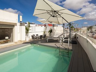Cervantes Terrace. 2 bedrooms, terrace & private pool