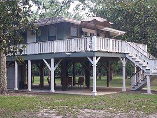 Cozy River House