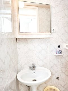 A4(2): bathroom with toilet