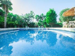VILLA RANCHON, idyllic Villa in Puerto Pollenca!