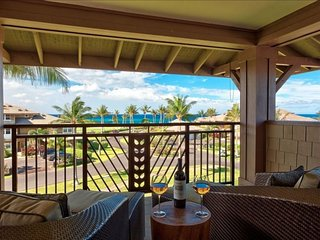 Halii Kai Resort - Premium Ocean View 16G - Prime Location