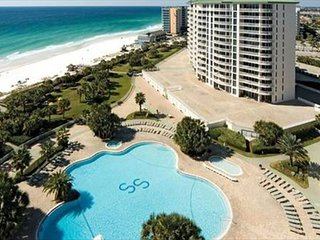 Beachfront Silver Shells Resort 3BR Condo! Free Wifi & Premium Cable TV!