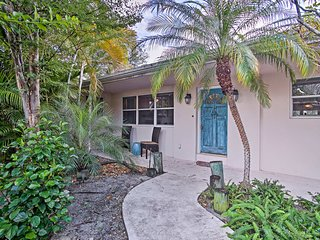 NEW! Renovated Pompano Beach Home on Canal!
