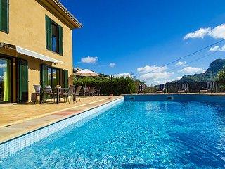 Villa en Galilea con piscina privada