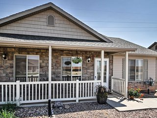 Quaint Cedar City Home - Near Festivals & Parks!