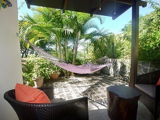 Luxury villa- views, infiniti pool, close to beach, shopping and dining, 3 BR