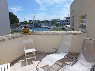 3 bedroom Apartment in Port Camargue, Occitania, France : ref 5394214
