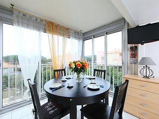 1 bedroom Apartment in Le Cap D'Agde, Occitania, France : ref 5083619