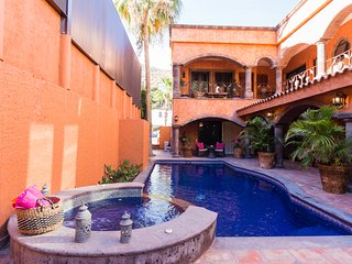 CASA ISABELLA with pool, , two block from town