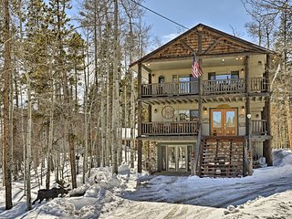 NEW! Family-Friendly Grand Lake House w/Mtn Views!