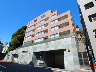 Court Annex Azabu Nagasaka 2Bedroom #301