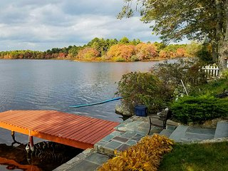 NEW! Cape Cod Home w/ View & Access to Mill Pond!