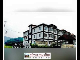 Aleya Muslim Homestay (Greenhill Resort) - Room Whole House 3 Bedrooms