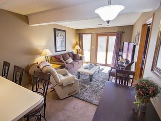 Wildwood Wonder - Lovely 2 bed/2 bath unit at Notch, steps away from pool!