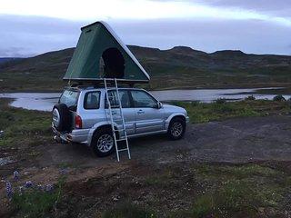 4x4 Camper Roof Top Tent Vitara