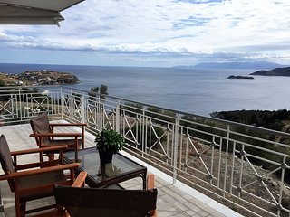 Evia Sea View House