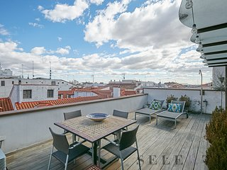 Deluxe Penthouse Atocha Suites I