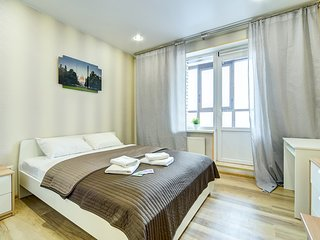 SutkiPeterburg Studio Apartment near subway
