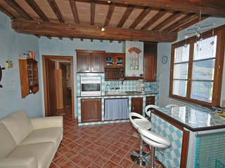 2 bedroom Apartment in Riparbella, Tuscany, Italy : ref 5239918