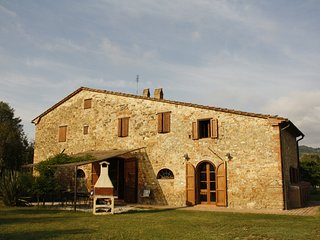 Maremma 4 in ancient farm in Tuscany