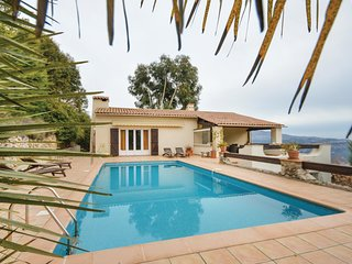 4 bedroom Villa in Carros, Provence-Alpes-Cote d'Azur, France : ref 5583487