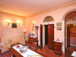 1 bedroom Apartment in Cortona, Tuscany, Italy : ref 5239439