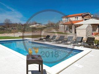 3 bedroom Villa in Perici, Splitsko-Dalmatinska Zupanija, Croatia : ref 5583475