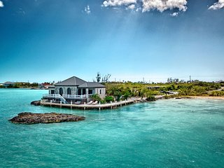 Rockspray.  Stunning privacy, incredible views, small private beach!