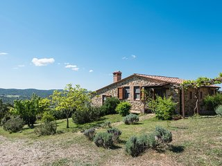2 bedroom Villa in Monterotondo Marittimo, Tuscany, Italy : ref 5398589