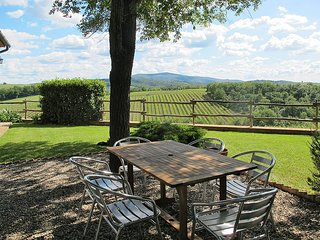 3 bedroom Apartment in Castellina in Chianti, Tuscany, Italy : ref 5447422