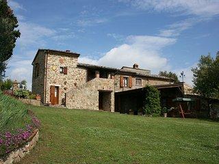 3 bedroom Villa in Rigomagno, Tuscany, Italy : ref 5239769